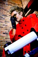 Trigun: Vash the Stampede by JoLuffiroSauce