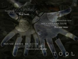 Tool Bottom Wallpaper by puceshoes