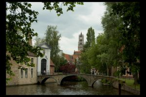 Bruges IV by LostRomantic