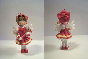 Cardcaptor Sakura Mini Figure by littlemooglet