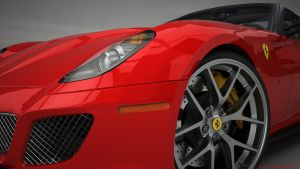 Ferrari 599 GTO WIP1 by RJamp