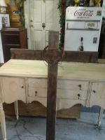 home made cross by smokeymountainboy