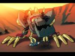 JTs Animated Grimlock colors by dcjosh