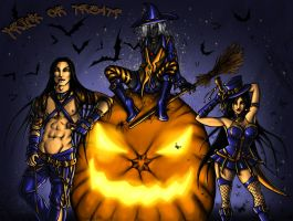 Trick or treat by Zardra