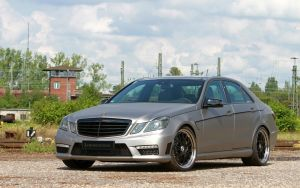 2014 Loewenstein Mercedes-Benz E63 AMG LM63-700 by ThexRealxBanks