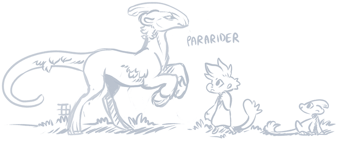 The Pararider by griffsnuff