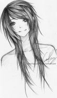 Yu make me Smile. by emichancanfly