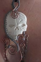 Tribal Goth Pendant Close by Steve-Thorpe