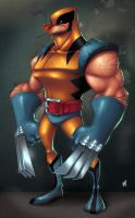 Wolverine in the Full by Zatransis