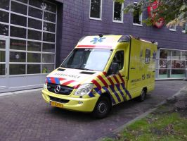 12-10-20 Ambulance 16-114 Delft by Herdervriend