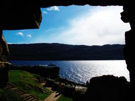 Loch Ness (Castle View) by ScotsGirl96