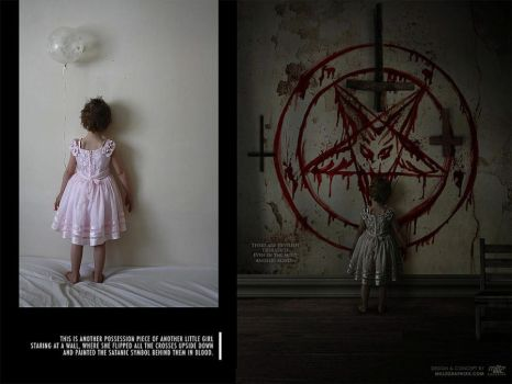 The Possessed Child by missladymillz