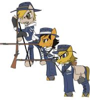 The Occidental Army of the Grand Duke by Lionel23