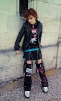 Law visual kei by Lawrence-draw