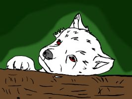 Cute pup Jacob by Draconian12