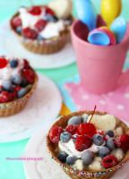 Easy n Delicious Cake Bowls by theresahelmer