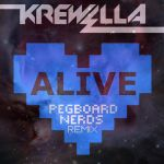 Pegboard Nerds Alive by KarenIloveBTR
