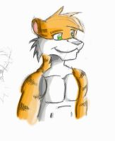 Anthro Style Practice by Tigroso