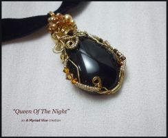Queen Of The Night by AMyriadVice