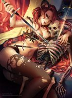 Succubus by ofSkySociety
