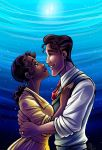 CC: Tiana and Naveen by MistyTang