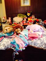 Full Size Of What My Whole Bed Looks Like! C: by SoniatheHedgehog365