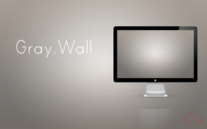 Gray.Wall by se5f9
