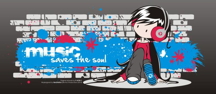 Music Saves the Soul by BenStation