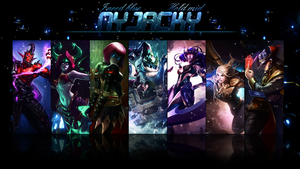 Wallpaper ~ Nyjacky ~ League of Legends by Arcaste