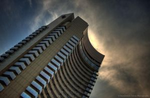 The InterContinental Hotel HDR by ScorpionEntity