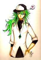 Team Plasma King N Harmonia by KyogrePrincess16