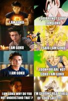 I AM GOKU!!! by Yuma76