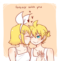 RinLen - Forever with You by Sinshana