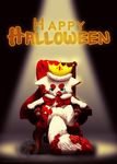 Halloween Request: King Of Everything by FlaminiaKennedy