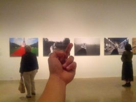 ai wei wei by KMoracle2