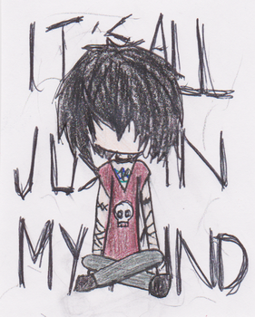 It's All Just In My Mind by CarryOnLostFriends