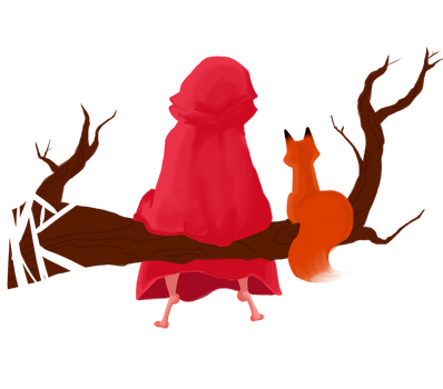 'Little Red Riding Hood' by Obaak