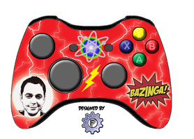 Bazinga by chrisfurguson
