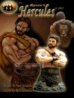 Herc Bust for sale by VinRoc