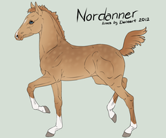 Nordanner Foal #3674 by RW-Nordanners