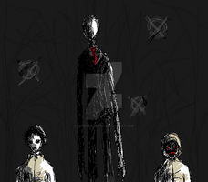 Marble Hornets by SwordKnight131