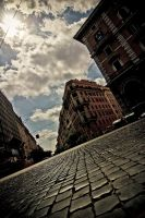 Streets of rome by F-Body