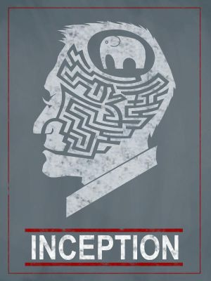 Inception Poster 2 by Keaneye