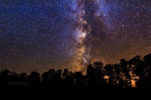 Milky Way Cherry Springs 2 by PhotoshopAddict89