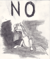 NO by scorchedwing