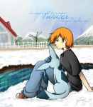 Misty - .:Water Lust:. by crystalelements
