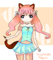 Nyan by StarryPooh