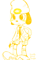 PRIVATE SCHOOL PARAPPA by Child-Of-Neglect