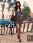 Yo Hipsta Outfit and Accessories for Genesis 3 by emmaalvarez
