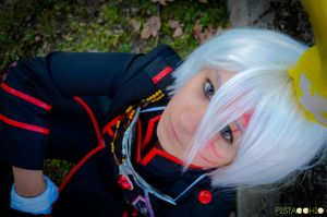 Cosplay Allen Walker 54 by HellDolly